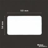 Dymo 99014 compatible labels, 101 x 54mm, 220 etiketten