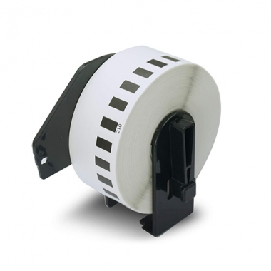 Brother DK-22210 compatible labels, 29mm x 30,48m